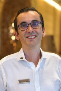Oriol Montal, General Manager, The Westin Resort Nusa Dua, Bali. balipicturenews.com
