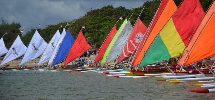 Boat festival at SVF. Balipicturenews.com