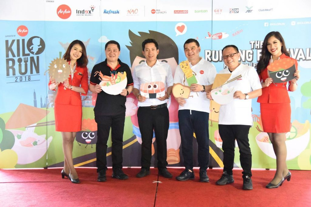 Kilorun 2018 press conference in Ubud. Balipicturenews.com