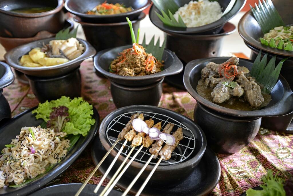 Peranakan Food Sunday Brunch at Rumah Luwih. balipicturenews.com