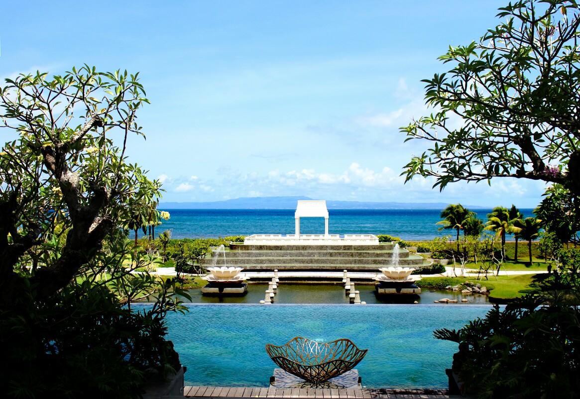 Stunning ocean view at Rumah Luwih. Balipicturenews.com