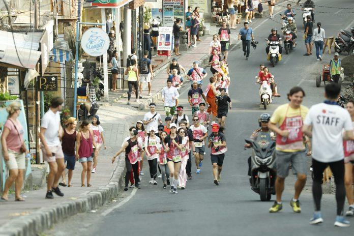 Kilorun Bali 2018 held in Ubud.