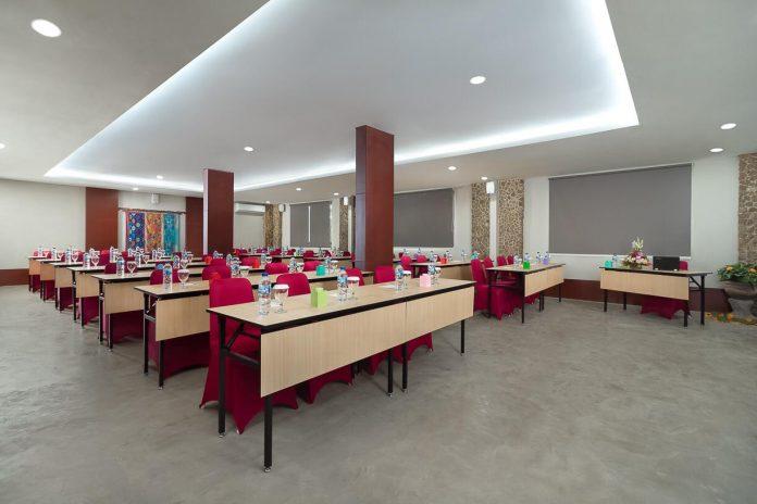 Taman Wedari Meetinf room at Best Western Premier Agung Resort Ubud.