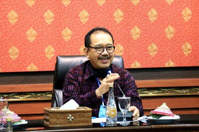 Bali Deputy Governor Cok Ace.
