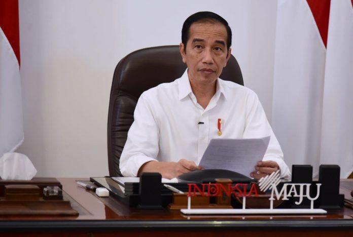 The President of the Republic of Indonesia Joko