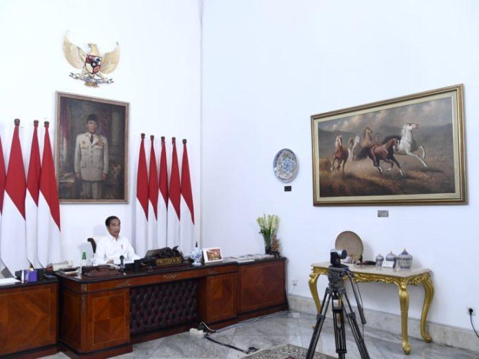 President Joko Widodo. (Picture: BPMI Setpres/Rusman)
