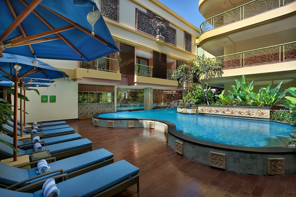 SenS Hotel & Spa + Conference Ubud Town Centre.