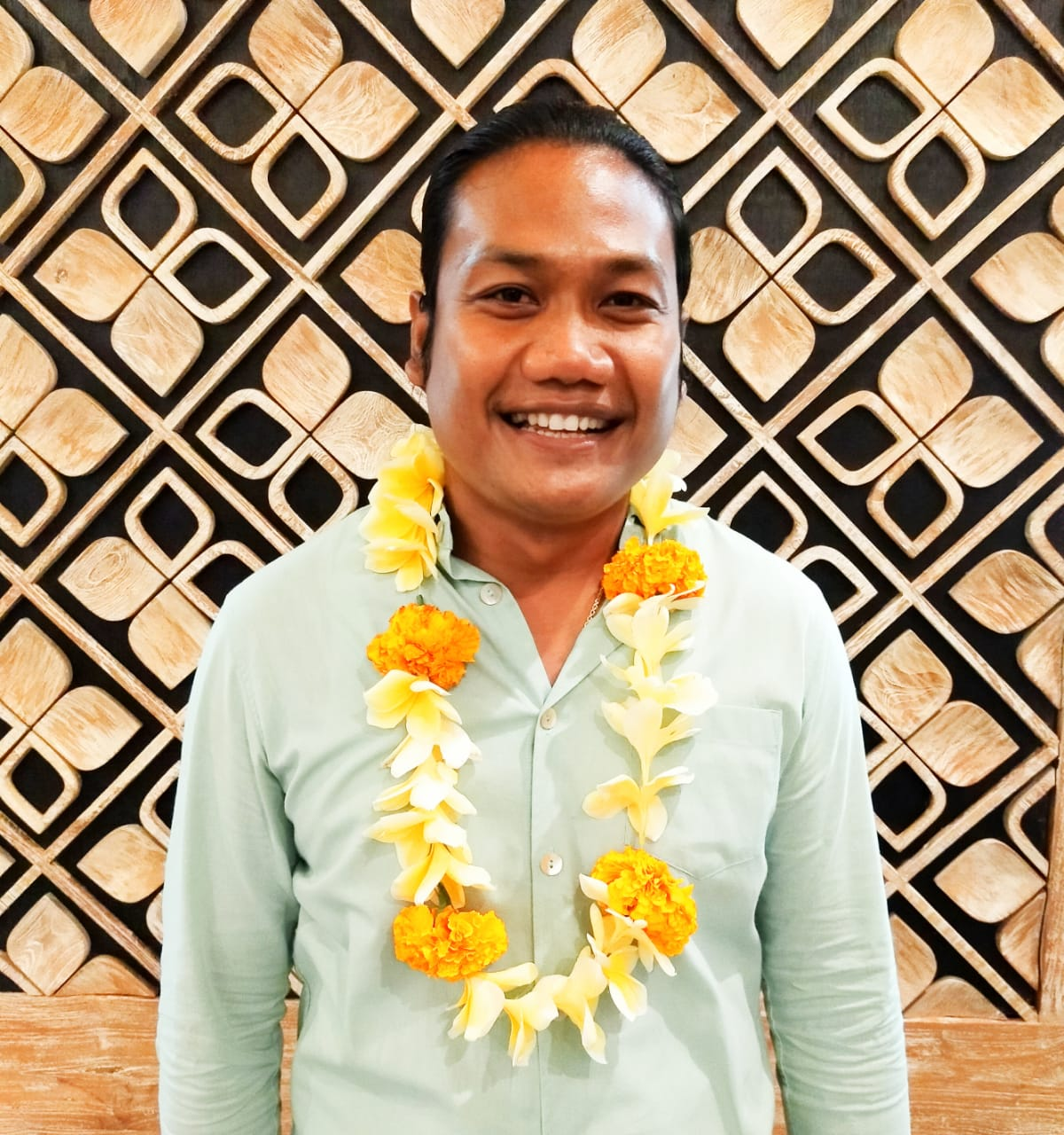 Wayan Ariadi, President Director of Prasi Hospitality Management.