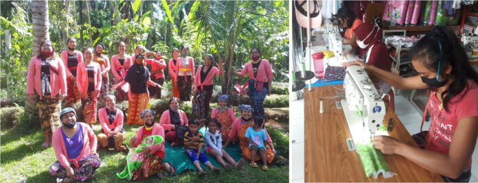 Gift to Liberate program by Alila Ubud with PKP Community Centre. (Picture: bpn/Alila Ubud)
