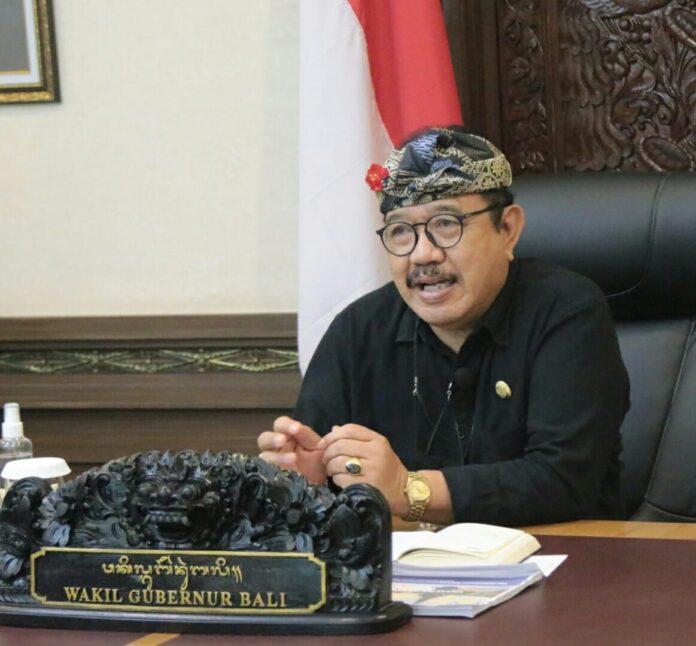 "Bali Deputy Governor Tjokorda ""Cok Ace"" Oka Artha Ardana Sukawati . (Picture: humas pemprov Bali)"