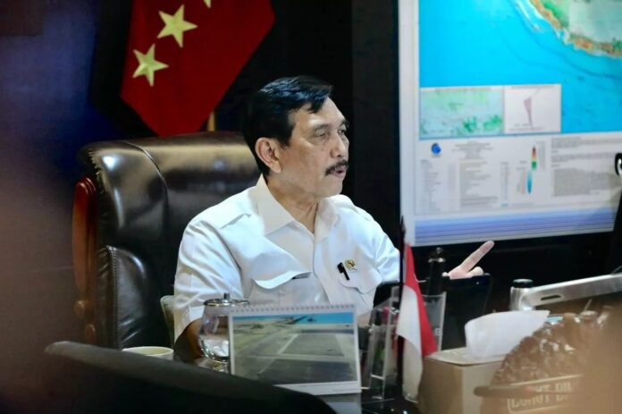 Coordinating Minister for Maritime Affairs and Investment Luhut B. Pandjaitan. (Picture: the Coordinating Ministry for Maritime Affairs and Investment)