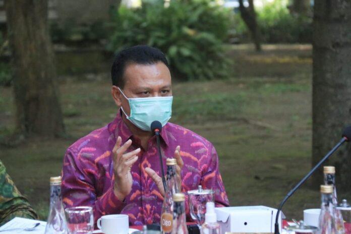 Dewa Made Indra, Bali Administration Regional Secretary. (Photo: Humas Pemprov Bali)