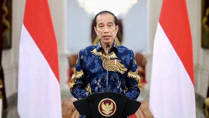 President Joko Widodo. (BPMI Setpres)