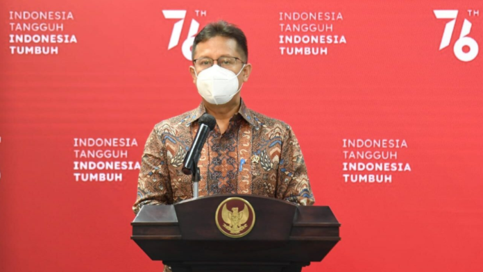 Minister of Health Budi Gunadi Sadikin. (Photo: BPMI Setpres/Rusman/doc)